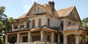 Старинни къщи