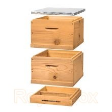 Оплодно сандъче - Дадан Блат - 6 рамково с магазинни или плодникови рамки