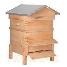 ДБ 12 рамков  с двускатен покрив
